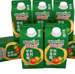 华生堂苹果醋加盟