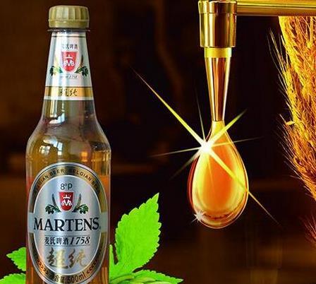 麦氏啤酒加盟图片
