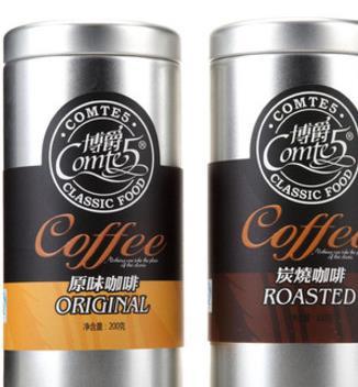 博爵咖啡加盟图片