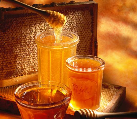 小牛蜂蜜加盟图片