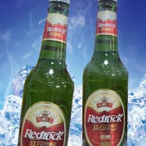 红石梁啤酒