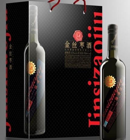 金丝枣酒加盟图片
