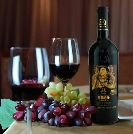 楼兰红酒加盟图片
