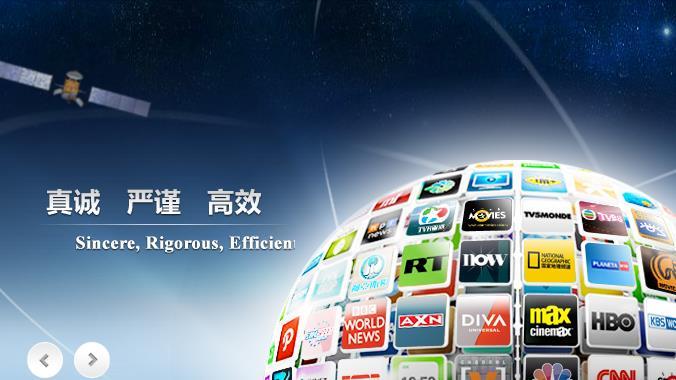 卫星电视加盟