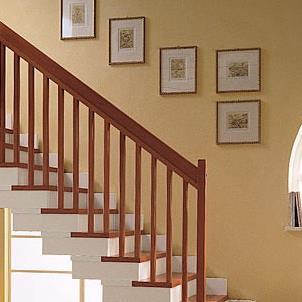 雄艺楼梯加盟图片