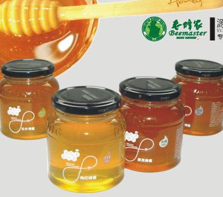 老蜂农蜂蜜加盟图片