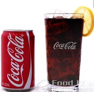 可口可乐饮料加盟图片