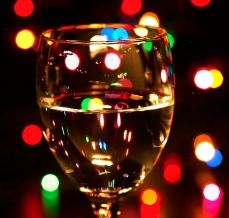 美乐葡萄酒