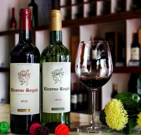普罗旺斯葡萄酒加盟图片