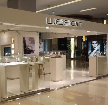 weson高端头饰诚邀加盟