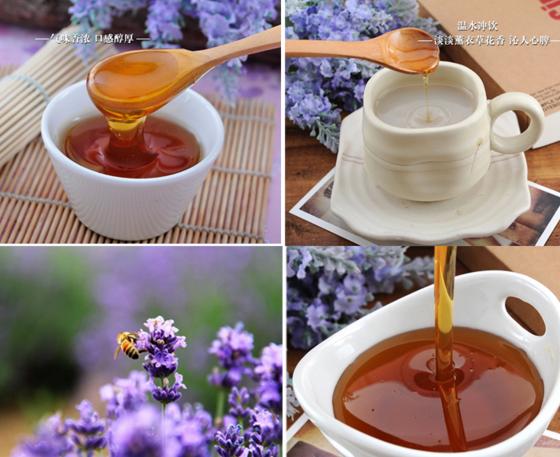 薰衣草蜂蜜加盟图片