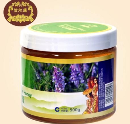 贺尔康蜂蜜加盟图片