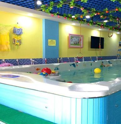 爱儿乐婴童游泳馆加盟图片