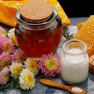 皇城蜂蜜加盟图片