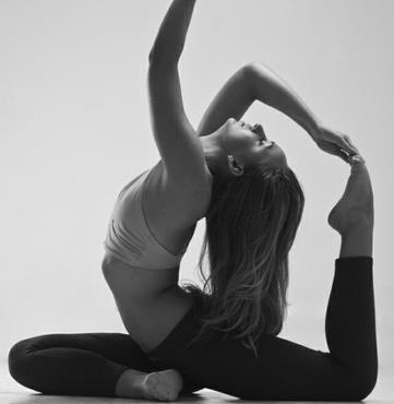 瑜伽加盟图片