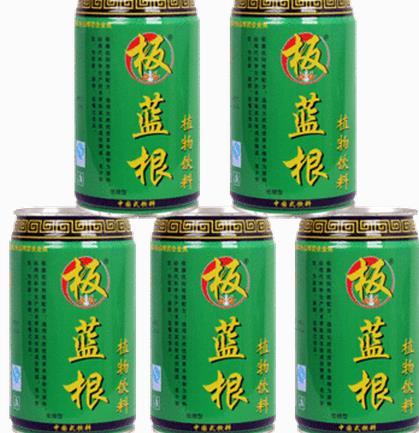 板蓝根植物饮料加盟图片