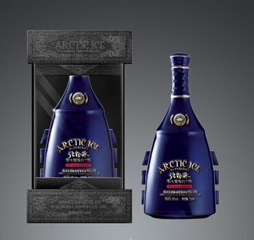 北极冰蓝莓酒庄加盟图片