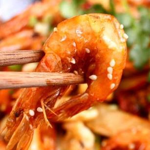 飘香香辣虾