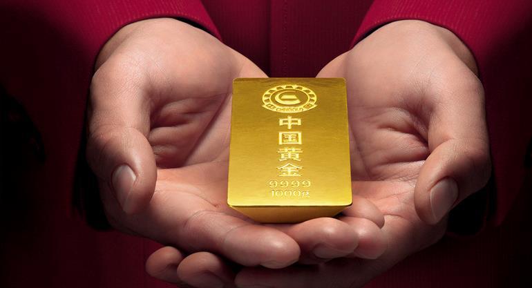 中國黃金加盟