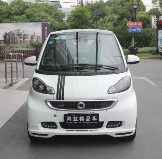 奔驰smart4s店加盟图片
