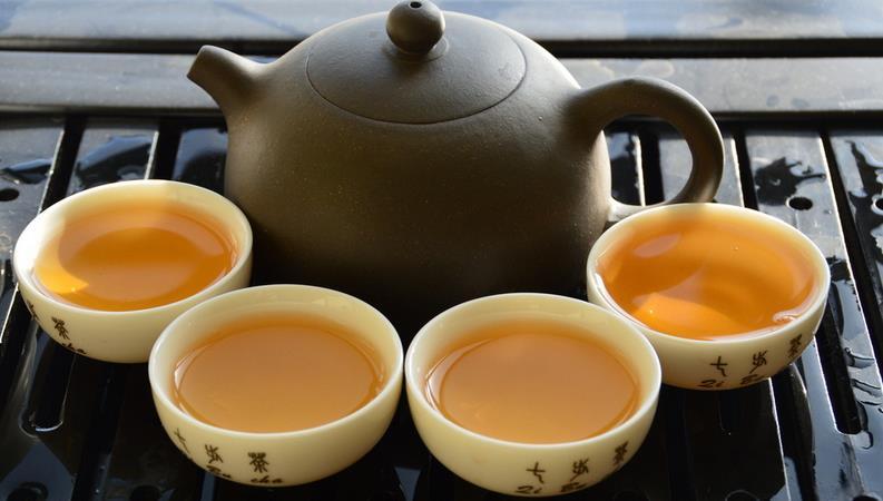 张一元茶庄加盟