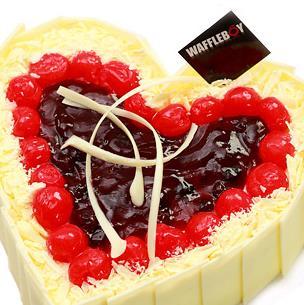 窝夫小子蛋糕