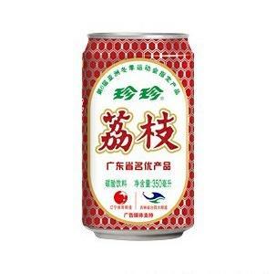 珍珍荔枝饮料