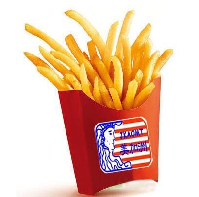 美加州薯条加盟