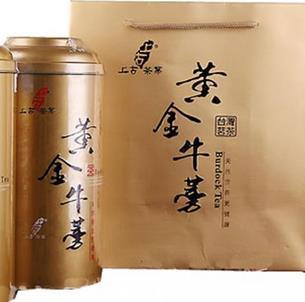 上古黄金牛蒡茶