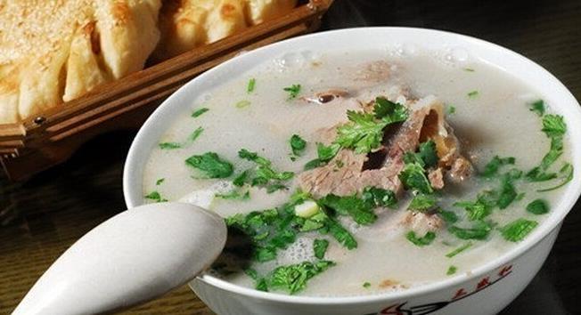 单县自立羊肉汤加盟