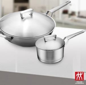 雙立人炒鍋