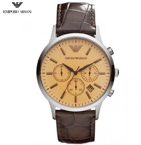 阿玛尼手表加盟图片