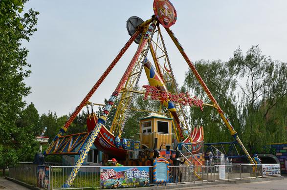 儿童游乐园加盟排行