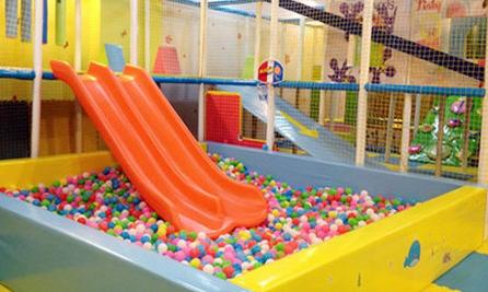室内儿童游乐园加盟条件