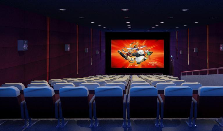 一般而言,中小型电影院的租金大概在1万元/月,而大型电影院的月租金则