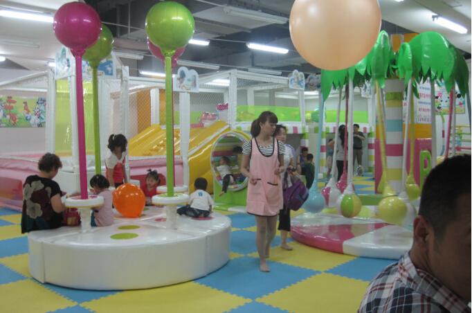 室內兒童樂園十大品牌