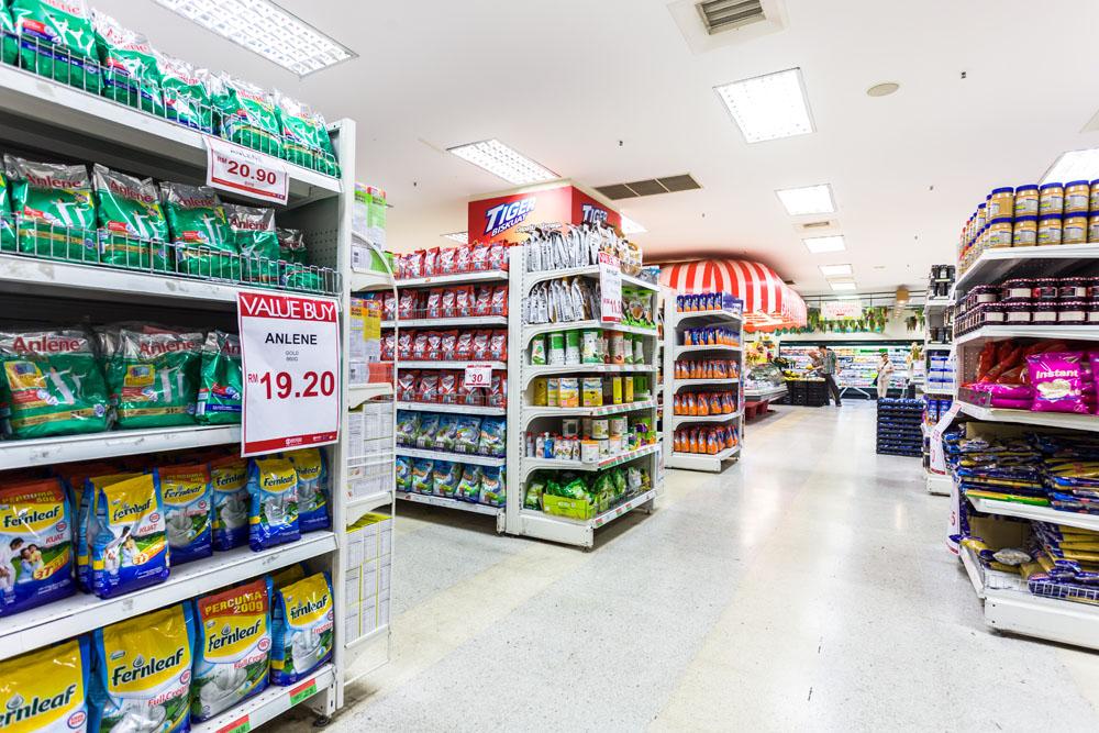 開超市要多少成本