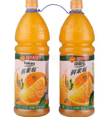 纯果乐鲜果粒加盟图片