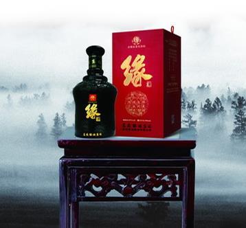 安徽缘酒加盟图片