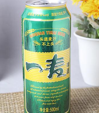 一麦啤酒加盟图片