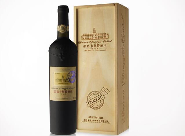 张裕卡斯特葡萄酒加盟图片