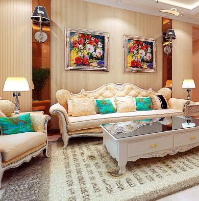 居安装饰加盟图片