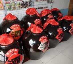 东北红高粱酒加盟图片
