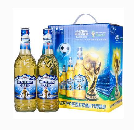 哈尔滨冰纯啤酒加盟图片