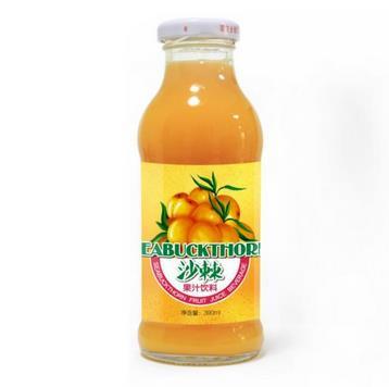 沙棘果汁饮料