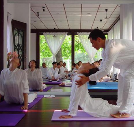 悠季瑜伽加盟图片