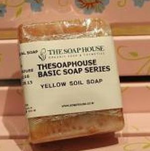 索宝丝手工皂