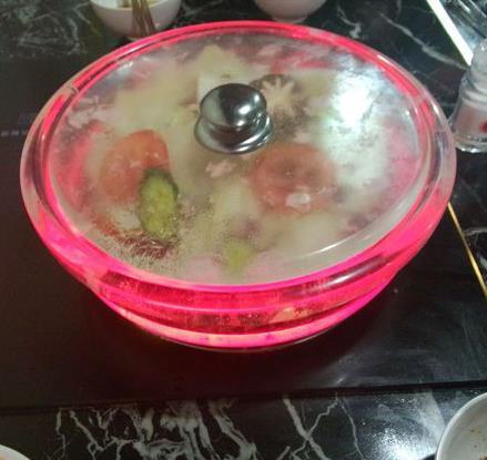 水晶泡泡锅