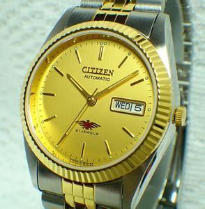 西铁城手表加盟图片