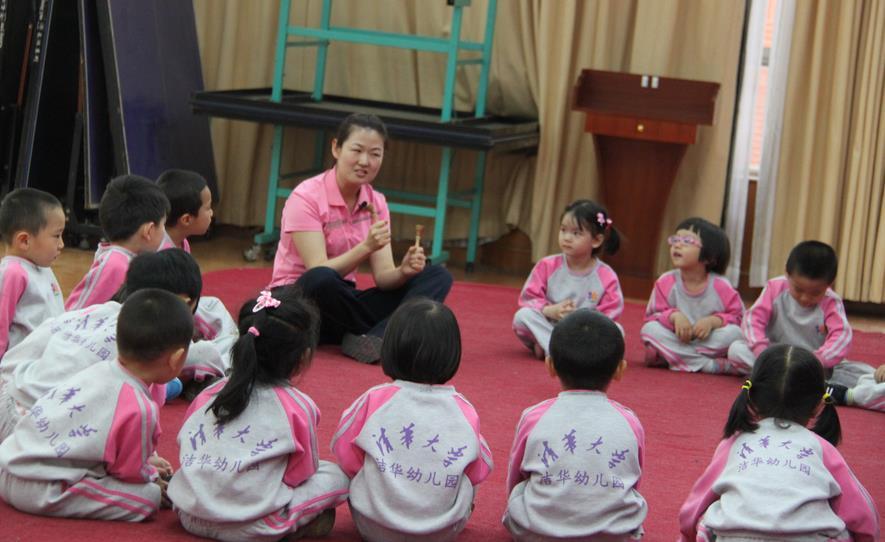 清华大学幼儿园加盟